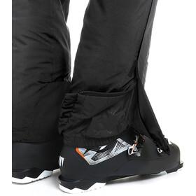 Maier Sports Copper - Pantalones de Trekking Hombre - corto negro